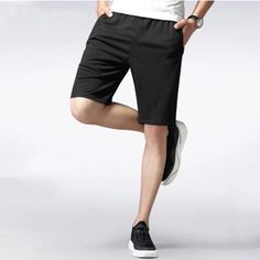 Buy Men's Apparel Products Online   Shopee Philippines #Shopee #ShopeePH Men's Apparel, Gym Men, Philippines, Bermuda Shorts, Stuff To Buy, Outfits, Products, Style, Fashion