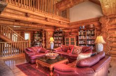 Wild Horse Inn Bed and Breakfast Future House, My House, Colorado Mountain Wedding Venues, Log Cabin Floor Plans, Im Coming Home, Horse Ranch, Timber Frame Homes, Cabin Interiors, Rustic Elegance