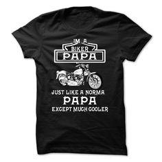 Biker PaPa. Check this shirt now: https://www.sunfrog.com/LifeStyle/Biker-PaPa-50863765-Guys.html?53507