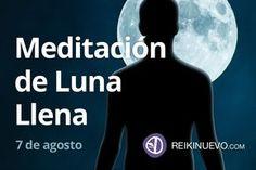 Meditación de Luna Llena, 7 de agosto