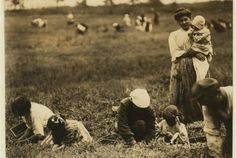 The Depressing Stories Behind 20 Vintage Child Labor Pictures | Mental Floss