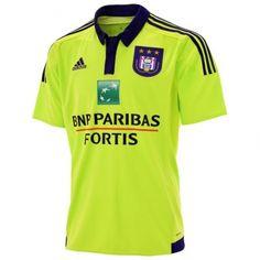 Anderlecht 2015/2016 Away Football Shirt - Available at uksoccershop.com