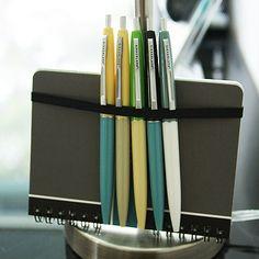 Retro Pens (set of Vintage Pens, Pen Sets, Office Supplies, Stationery, Pencil, Retro, Desktop, Goodies, Image