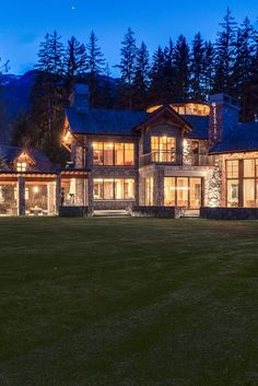 Canada's Most Expensive Vacation Home Is In Whistler, B.C.