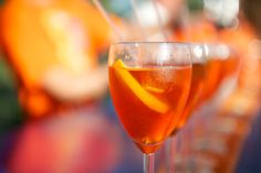 After work, at the weekend, summer, winter: there is no bad time for an Aperol Spritz. #easy #summer #cocktail #beverage #drink #aperol #aperolspritz #prosecco #orange