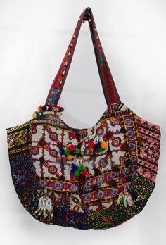 16cc60fee4db Banjara Tote Bag Gypsy Bag Tribal Bag Ethnic Boho by Moomal Tribal Bags