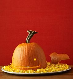 Whale pumpkin carving! What a great idea | Glo