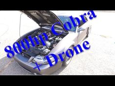 Twin Turbo Cobra Aerial Video #Videography