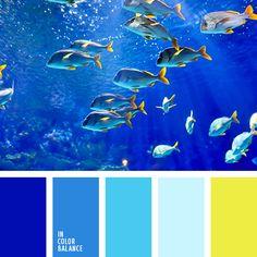 Цветовая палитра №3282