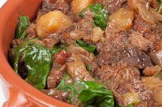 Kumara and venison one pot dinner Venison Recipes, Slow Cooker Recipes, Junk Free June, One Pot, Junk Food, Pot Roast, Vegetable Recipes, Crockpot, Easy Meals