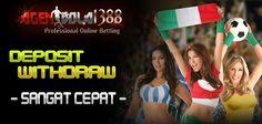 AGENBOLA1388.com situs resmi Agen Bola Terpercaya, Agen Judi Online, Agen Casino Online terbaik untuk solusi transaksi bermain taruhan dan judi online Anda!