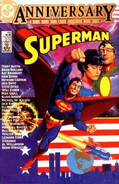 Celebrating 75 Years of SUPERMAN Anniversary Issues   Newsarama.com