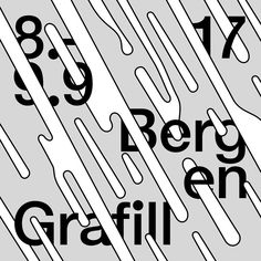 Woohooo! In two days we will be in Bergen to give a Foredrag, a workshop and open a small Utstilling! Looking forward to not having proper clothes for this weather.   More info: @grafill_