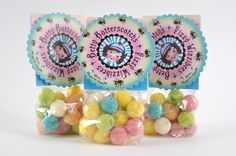 Betty Butterscotch Candy Bags