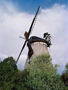 Holländerwindmühle Benz/Usedom