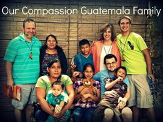Just got back from a mission trip to Guatemala with my entire family... while there we spent some time loving on & encouraging our sponsored kids (Ericka & Luis). My heart is full! #compassion #Guatemala #missions
