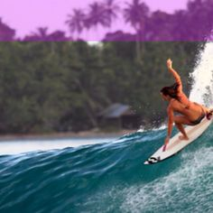 My biggest dream is to learn how to surf!
