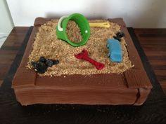 Sandbox Cake