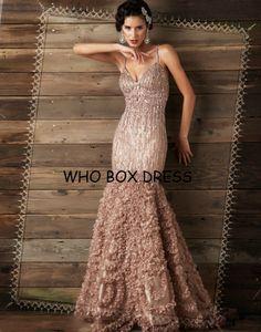Evening Gown Award Show Dresses Wedding Reception Gowns Long