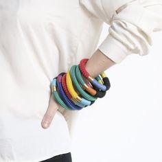 Ndebele bracelets by Pichulik
