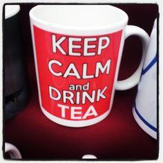 Taza para los amantes del té.