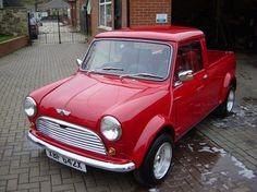 Mini Pick-up truck Me gusta demasiado! jajajajjja
