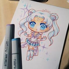 ... When I was younger I used to have a Sailor Moon OC called Sailor Silver Moon ...