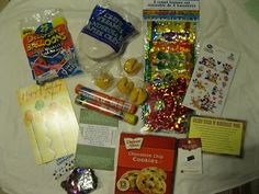 Missionary 'Birthday Box' Package!