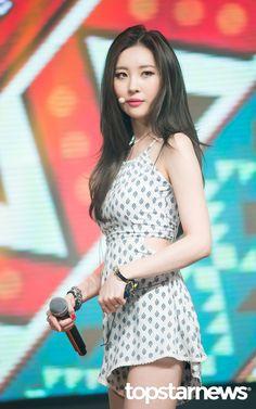[HD포토] 원더걸스 (Wonder Girls) 선미 치명치명 열매 과다 섭취 #topstarnews
