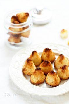 Un dejeuner de soleil: Rochers coco ou congolais, la recette parfaite