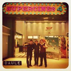 Supercines Daule