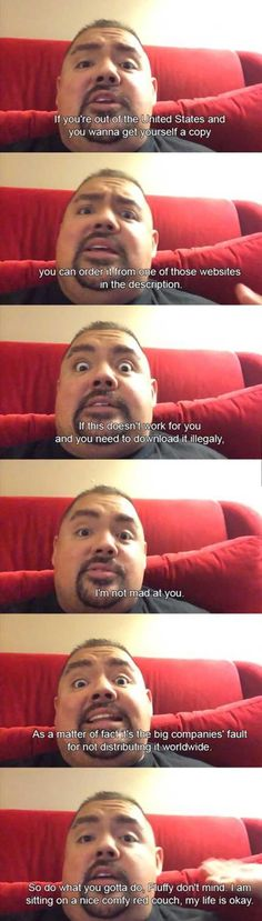 Gabriel Iglesias is awesome