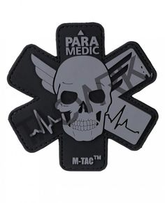 Paramedic patch....