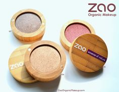 Long lasting, lightweight, luminous #ZaoOrganicMakeup Pearly eyeshadow!  With skincare properties of Bamboo Stem Powder, Ginger root extract, olive & more all natural ingredients! #ChemicalFree #CrueltyFree #Vegan #Sustainable #Refillable #GoGreen #EcoFriendly #HealthyLiving #ToxicFreeBeauty #GreenBeauty #OrganicMakeup #NonToxicBeauty #GreenLiving #CleanBeauty #OrganicBeauty #LuxuryMakeup #MakeupLover #OrganicBlogger #HealthyLife #MakeupJunkie #CrueltyFreeBeauty #ZaoMakeup #MUA…