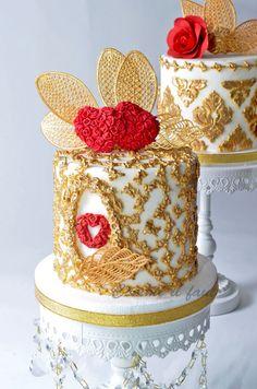 Valentine Mini Cake