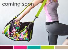 Coming Soon: Punchdrunk Panda Duffle Bags Duffle Bags, Coming Soon, Panda, Fitness, Products, Fashion, Moda, Fashion Styles, Duffel Bag