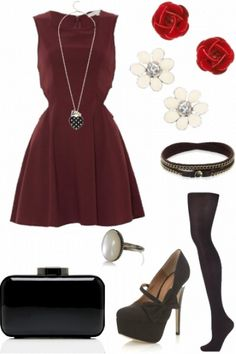 Dinner date Outfit styled on Fantasy Shopper #fashion #style