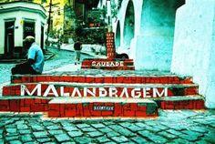 The Streets of Lapa - Rio de Janeiro - Bohemia On The Slide