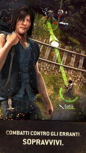 Torna un nuovo capitolo della saga di zombie più seguita del momento The Walking Dead: No Mans Land GRATIS su App Store [Video]