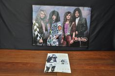 White Lion Band Poster(s)