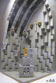 LEGO Castle Arch #lego #castle #legocastle #legoarch