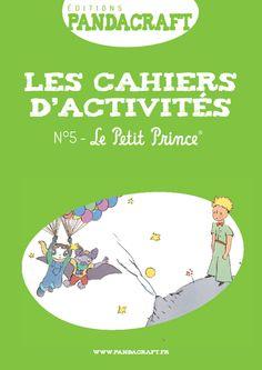 Cahier d'activités Pandacraft - La Petit Prince