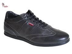 Levi's , Low-top homme - - Schwarz Grau, 45 - Chaussures levis (*Partner-Link)