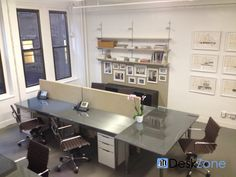 2 Desks Available in 39 West 32nd Street -   1 or 2 desks available for $450 each.  Price: 450 per month  More details: http://deskzone.com/properties/39-west-32nd-street-2-desks-available/