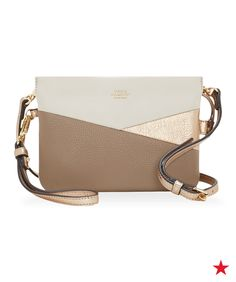 With this Vince Camuto crossbody, she'll be able to go from day to night just like that!