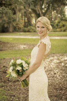 Boone Hall Plantation Wedding: Erica + Lee