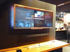 "Philips 21:9 aspect ratio 50PFL7956T Ultra-Wide Ambilight LED HD 1080p 3D Smart TV, 50"""