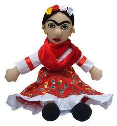 Frida Kahlo Little Thinker