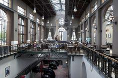 Restaurant Het Pomphuis, Antwerpen