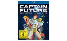 [Angebot] Captain Future  Komplettbox [Blu-ray] für 6997